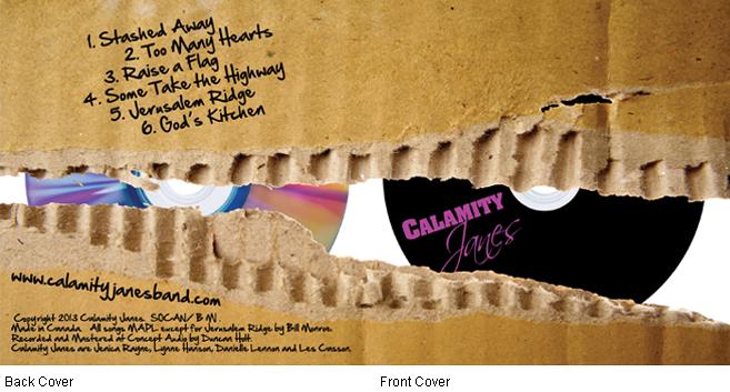 Calamity Janes CD